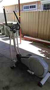 Fuel Fitness Elliptical Cross Trainer. Warradale Marion Area Preview