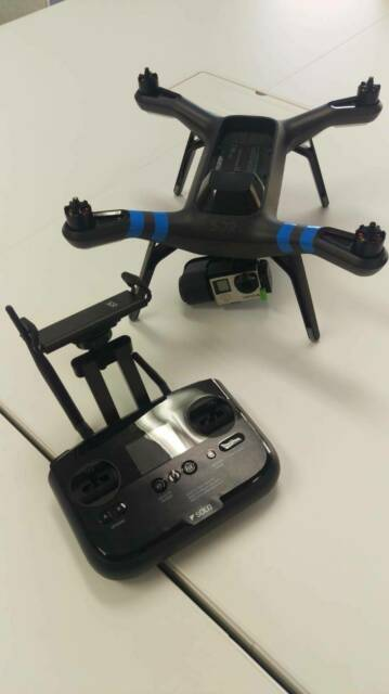 3DR Solo Drone | GoPro & Action Cameras | Gumtree