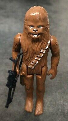Vintage Star Wars Figure Chewbacca 1977 - (100% Vintage)  - Complete