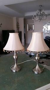 Bedside table lamps Canning Vale Canning Area Preview