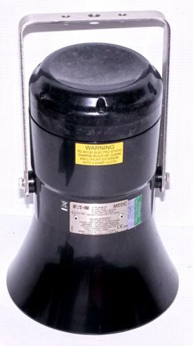 Cooper MEDC DB4 25W 100V Weatherproof Loud Speaker Horn Alarm ATEX