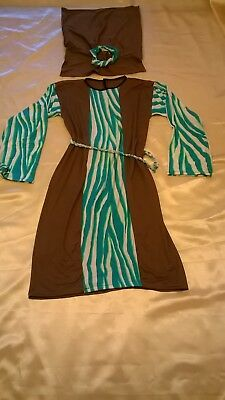 Village Costume Medieval Tudor Roman Anglo Saxon Shakespeare's History Time ](Medieval Villager Costume)