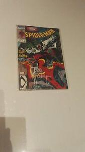 SPIDER-MAN comic signed Todd Mcfarlane Stan Lee rare
