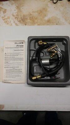 Fluke Pv500 Pressurevacum Transducer Nib