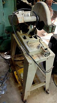 Doall Cut Off Saw With Stand Heavy Duty