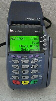 Verifone Vx510 Credit Card Terminal