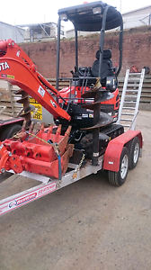 Excavator hire Keysborough Greater Dandenong Preview