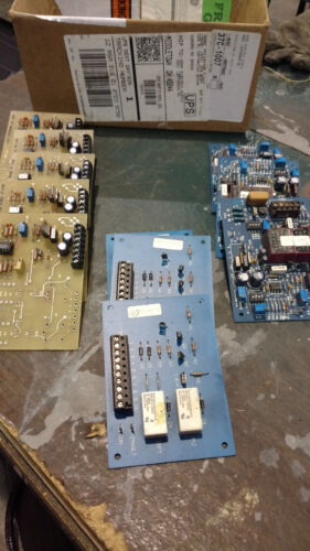 LOT OF 12 PC BOARDS Coal Feeder drives
