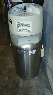 Puritan Bennett Helios Reservoir Liquid Oxygen Tank O2 Tank