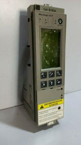 Micrologic 5.0 P Cat: S163A - Circuit Breaker Trip Unit