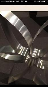 Sculpture Wall Art- Handcrafted Stainless - Xmas Gift! Briar Hill Banyule Area Preview