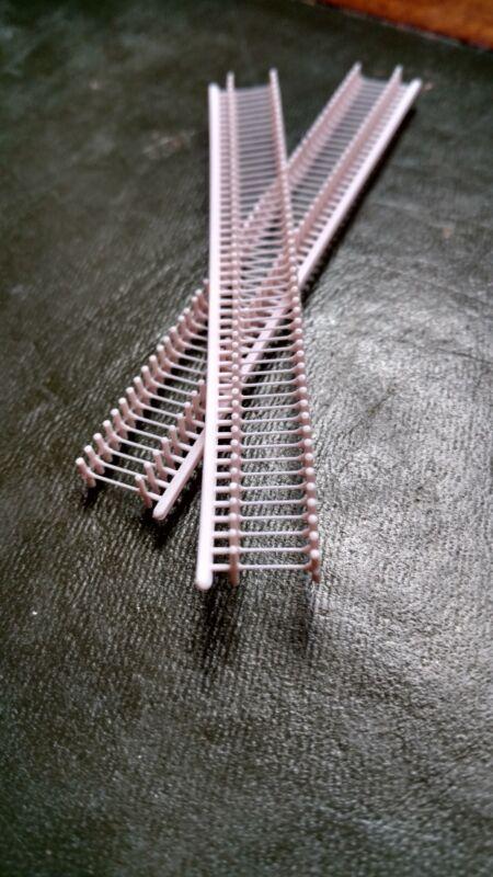 "1,000 1/4"" PINK Fine Barb/Tacks fits Dritz Quilt Basting Gun Fine Tagging Gun"