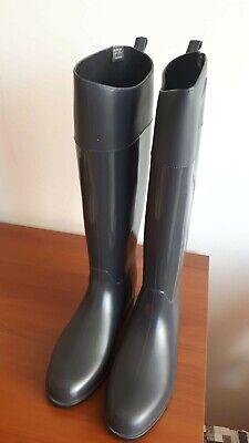 Stivali di gomma pioggia donna nuovi tg 38