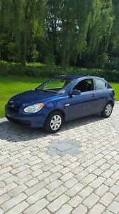 Hyundai accent 2011 Manuel/Standard 21 942 km! Seulement / Only