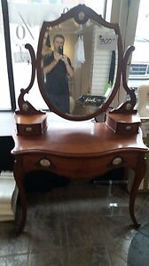 Antique (old-fashioned) Vanity