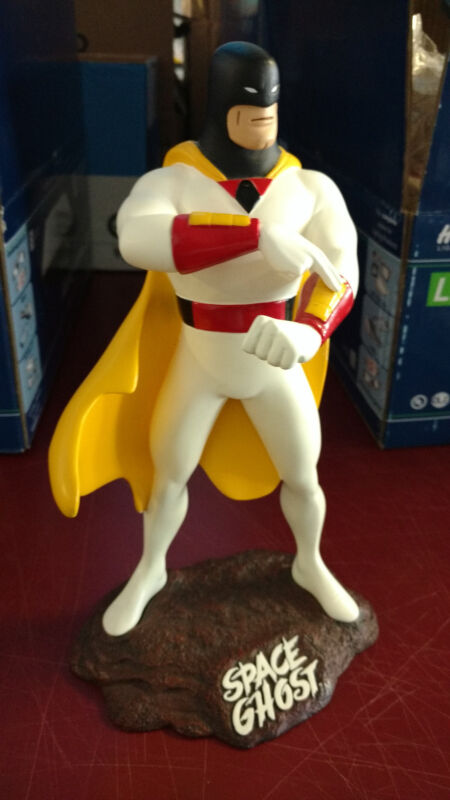 Hanna-Barbera Space Ghost Figurine Edition #112 of 500