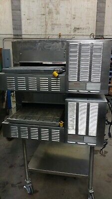 Stack Of Lincoln Conveyor Ovens