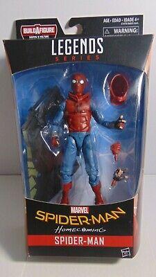 Marvel Legends Spiderman Homecoming Homemade Suit Vulture BAF Wave