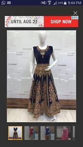 Indian Pakistani ladies eid clothing anarkali gowns salwar kamee