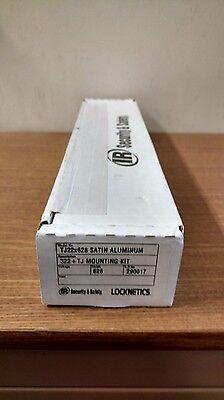 Tj22 Top Jamb Inswinging Door Adapter Locknetics