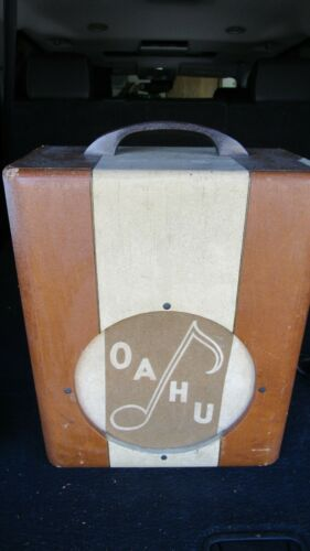 OAHU 230k Amplifier 1950 Brown/Cream USA Sales Only