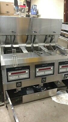 Henny Penny 3 Well Fryer
