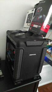 Pc gamer AMD rx 480, fx 8350