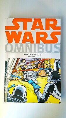 Star Wars Omnibus Wild Space Volume 1 Comic Book RARE