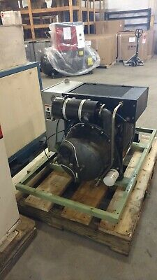 Used 30 Hp Sullair Es-8 Open Design With Computer 230460v 3 Phase