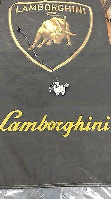 LAMBORGHINI MURCIELAGO ENGINE HOOD LATCH LOCK OEM 410827501