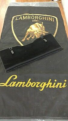 LAMBORGHINI MURCIELAGO FRONT TRUNK FRONT CARPET OEM