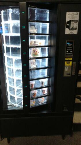 Crane Cold Food Vending Machine
