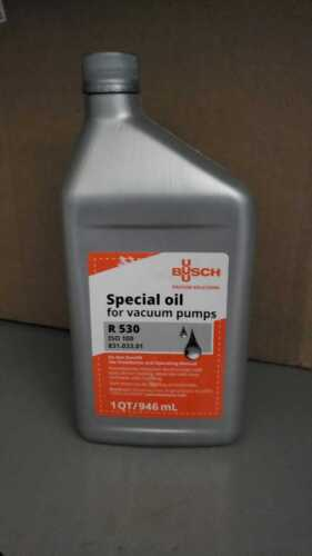 BUSCH R 530 SPECIAL OIL for VACUUM PUMPS