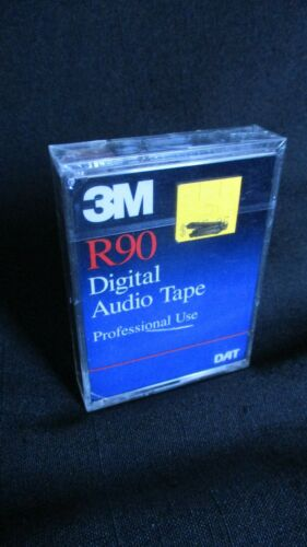 3M R90 DAT Tape | New, in Package