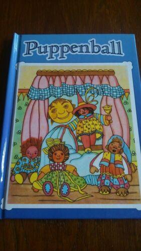 """Kinderbuch """"Puppenball"""" von Jolan Untch  24 Seiten"""