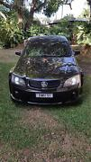 2010 Holden VE Ute SS Manual Black V8 low kms Cairns Cairns City Preview