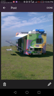 Colourful motorhome Enfield Port Adelaide Area Preview