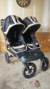Baby Jogger City Elite - double stroller