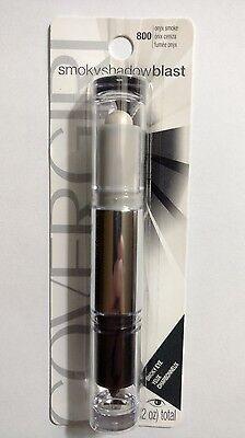 CoverGirl Smoky Shadow Blast Eyeshadow cream stick duo eye #800 Onyx Smoke