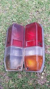 Toyota Landcruiser hj75 tail lights Kings Park Blacktown Area Preview