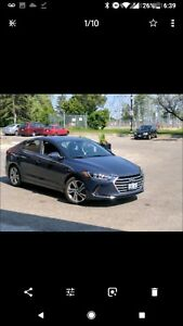 Hyundai Elantra GLS in Mint condition. All features included.