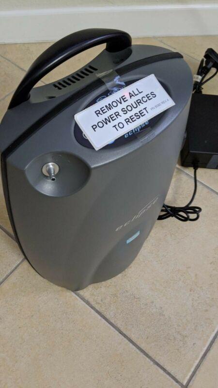 Sequal Eclipse 2 AutoSAT Portable Concentrator