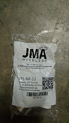 Jma Wireless Upl-nf-12 Din 12 Anular N Female Connector