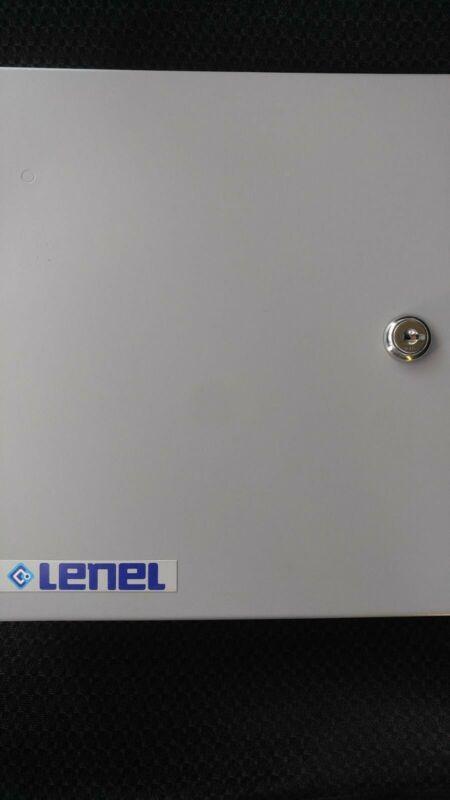 Lenel WIU-4/J-BOX Access Control Junction Box