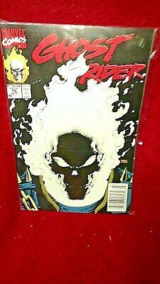 Marvel Comics Ghost Rider #15 1st Print nm Comic Glow in the Dark 1991 H12//14
