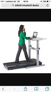 Standing Desk - with treadmill Canberra City North Canberra Preview