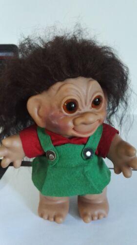 DAM Lykketroll, Troll Girl, VTG, late 50´s or early 60´s , All Original