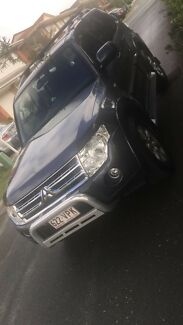 2009 Mitsubishi pajero SUV Runcorn Brisbane South West Preview