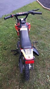 2013 gio 50cc dirt bike