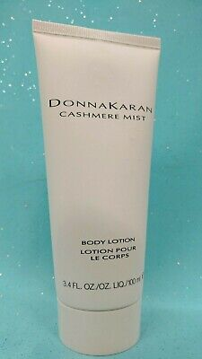 Donna Karan CASHMERE MIST Perfumed BODY LOTION Fragrance Soft Sensual 3.4 oz -